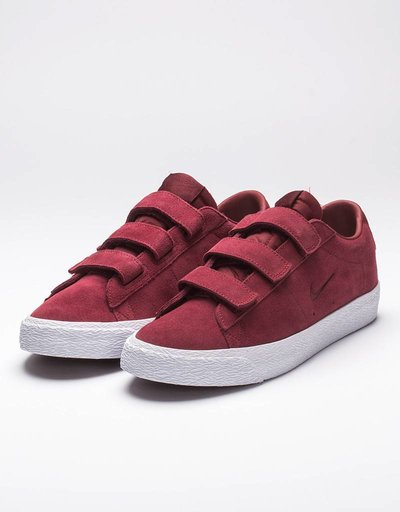 Nike SB x Numbers Zoom Blazer Low AC QS Team Red/White
