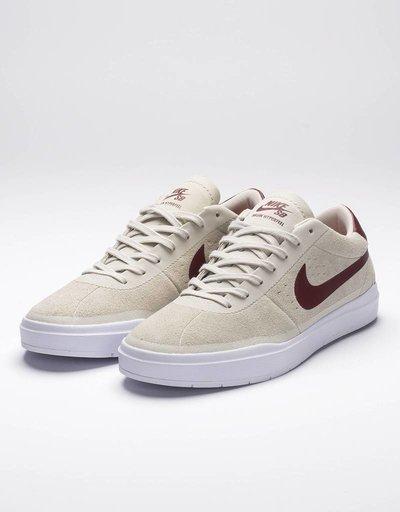 Nike sb hyperfeel bruin summit white/red