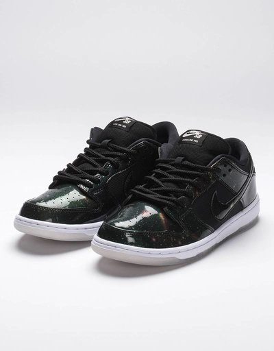 Nike SB Dunk Low TRD QS Black/White/Metallic Cool Grey