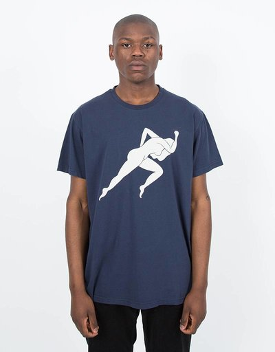 Parra Lust T-Shirt Navy