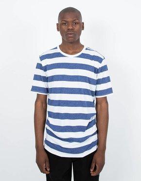 Nike SB Nike SB Dry Stripes T-Shirt White/Royal Blue