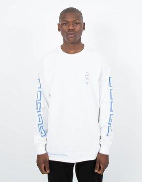 Call Me 917 Call Me 917 Coffee Longsleeve T-Shirt White