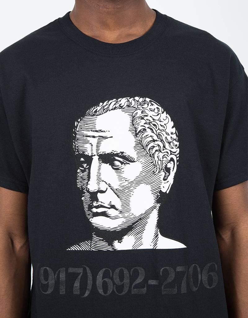 Call Me 917 Caesar Salad T-Shirt Black