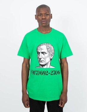 Call Me 917 Call Me 917 Caesar Salad T-Shirt Green