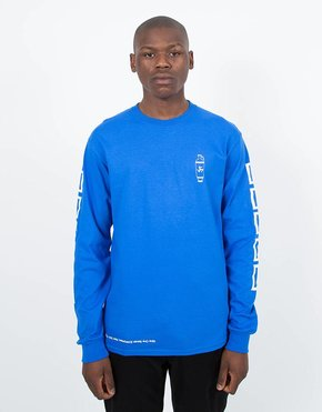 Call Me 917 Call Me 917 Coffee Longsleeve T-Shirt Blue