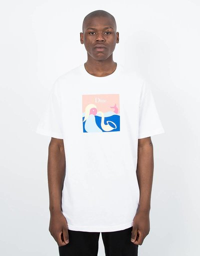 Dime First Date T-Shirt White