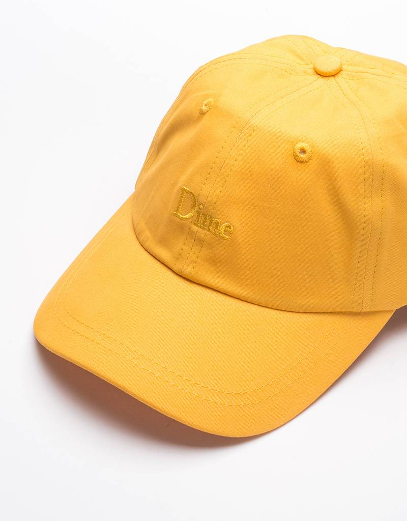 Dime Classic Sixpanel Cap Yellow
