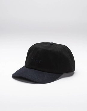 Dime Dime Short Brim Sixpanel Cap Black/Navy