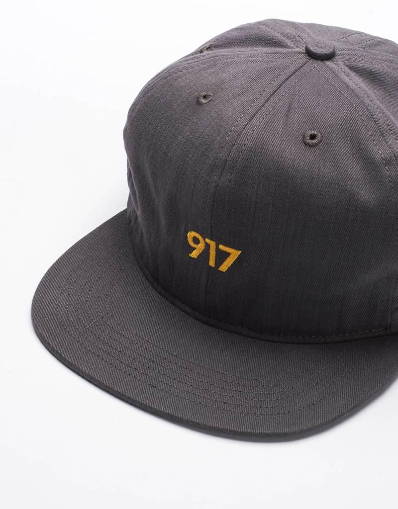 Call Me 917 Area Code Cap Black