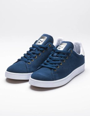 adidas Skateboarding adidas Stan Smith Vulc Mystery Blue/White/Gold