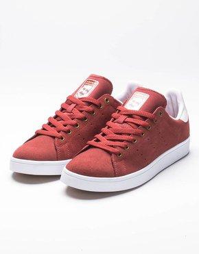 adidas Skateboarding Aidas Stan Smith Vulc Mystery Red/White/Gold