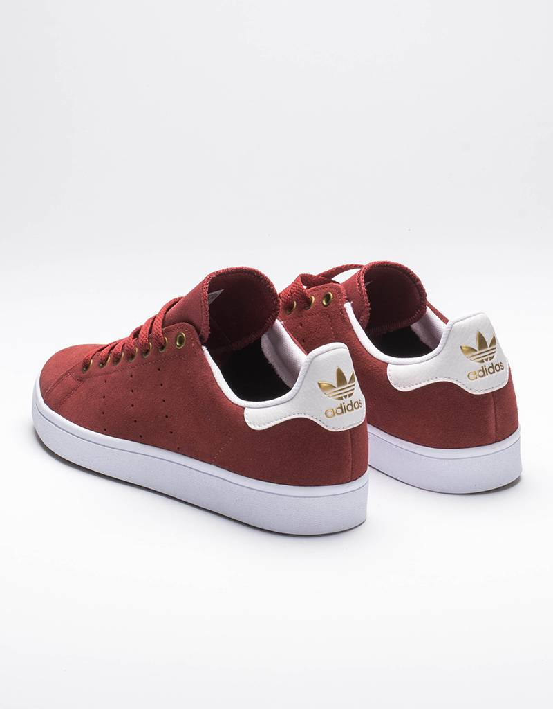 Aidas Stan Smith Vulc Mystery Red/White/Gold