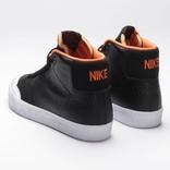Nike SB zoom blazer mid XT donny black/metallic silver