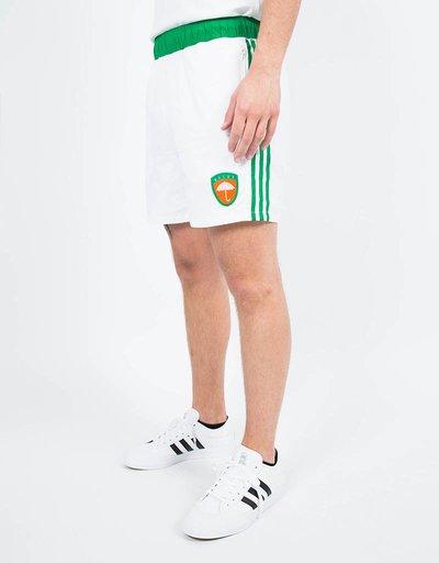 adidas X helas shorts white