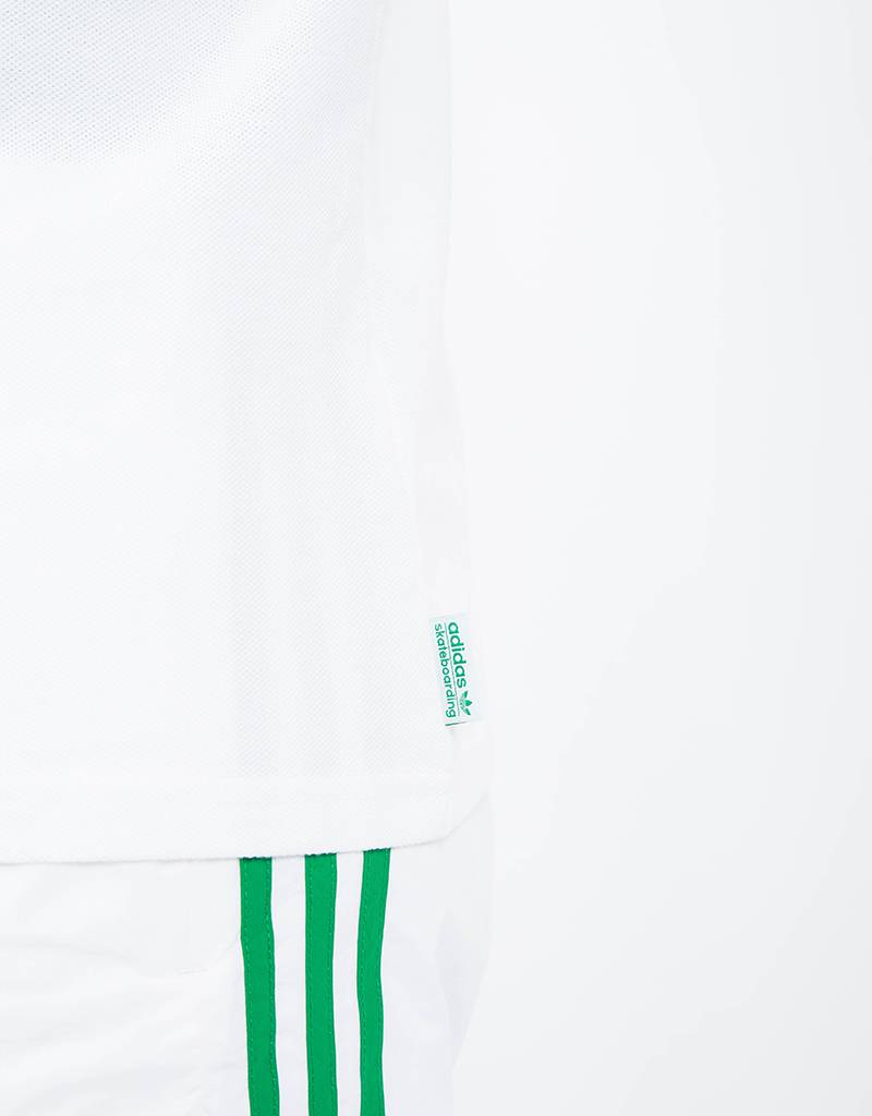 adidas X helas Polo white