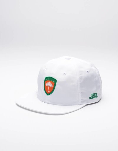 adidas X helas 6 panel white