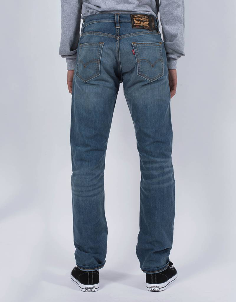 Levi's Skate 504 Straight Denim 5pocket