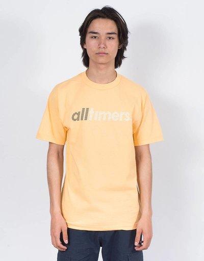 Alltimers Fast T-Shirt Peach