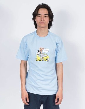 Alltimers Alltimers Rich Zoo T-Shirt Blue