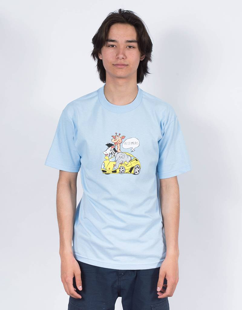Alltimers Rich Zoo T-Shirt Blue