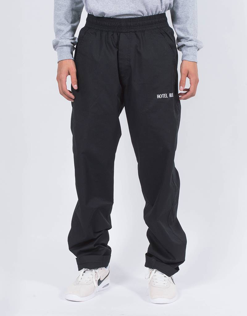 Hotel Blue Pants lightweight black