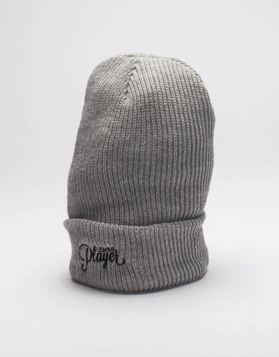 Alltimers league player beanie grey