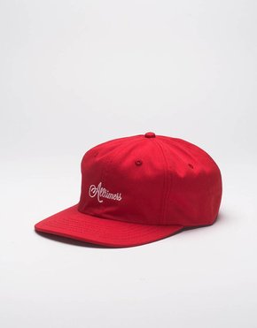 Alltimers Alltimers classic cap red