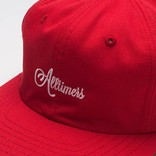 Alltimers classic cap red