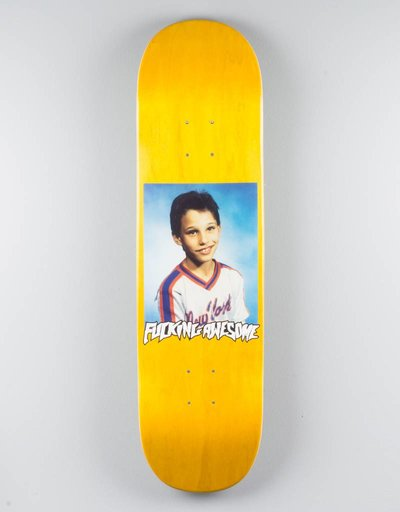 Fucking Awesome Fred Gall Guest Deck 8,25""