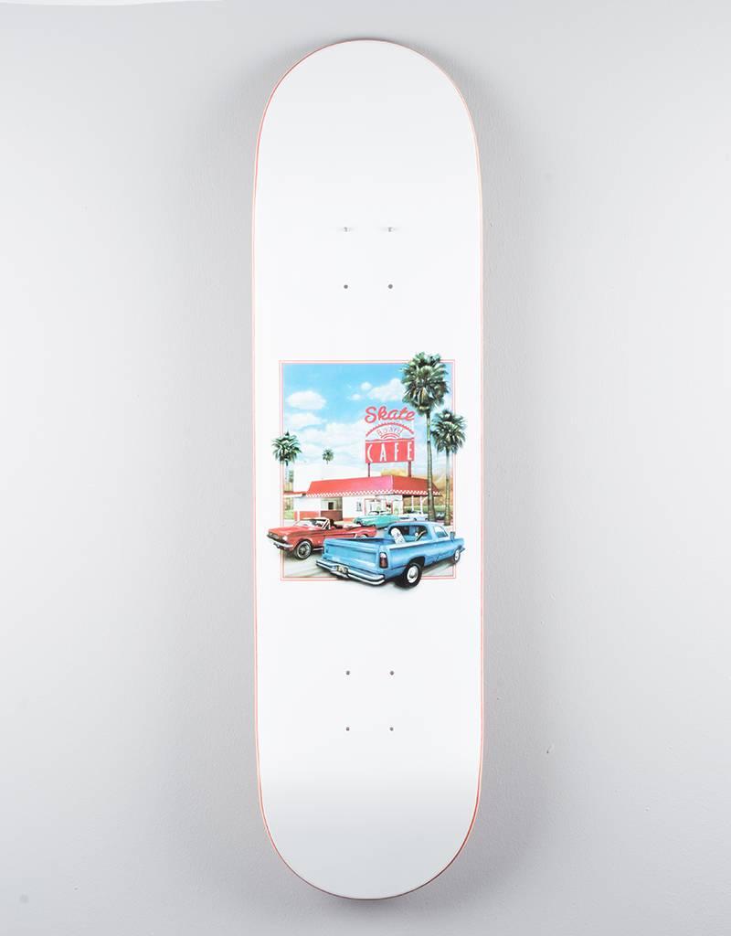 """Skateboard Drive Thru logo 8,5"""" Deck"""