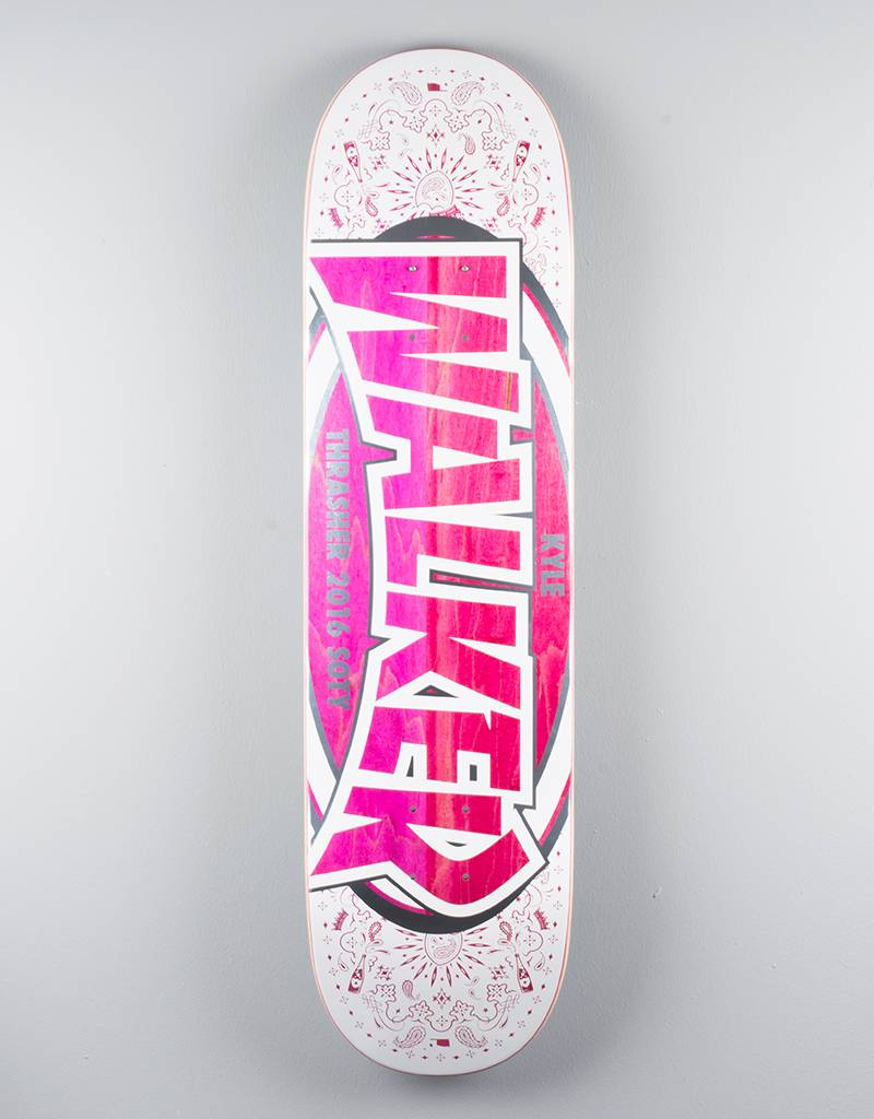 Real Kyle Walker SOTY Deck 8.25""