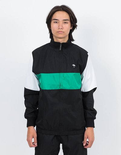 Hélas Turbo Tracksuit Jacket Black
