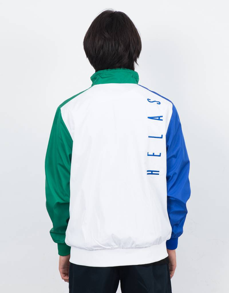 Hélas Big H Tracksuit Jacket Green