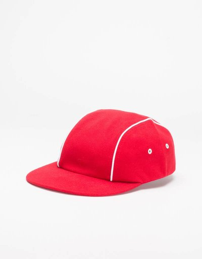 Hélas Sunday Cap Red