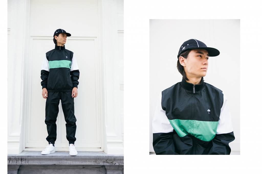 "New Hélas ""Astroturbo"" collection lookbook"