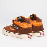 Vans x Trap Half Cab Pro Brown/Orange