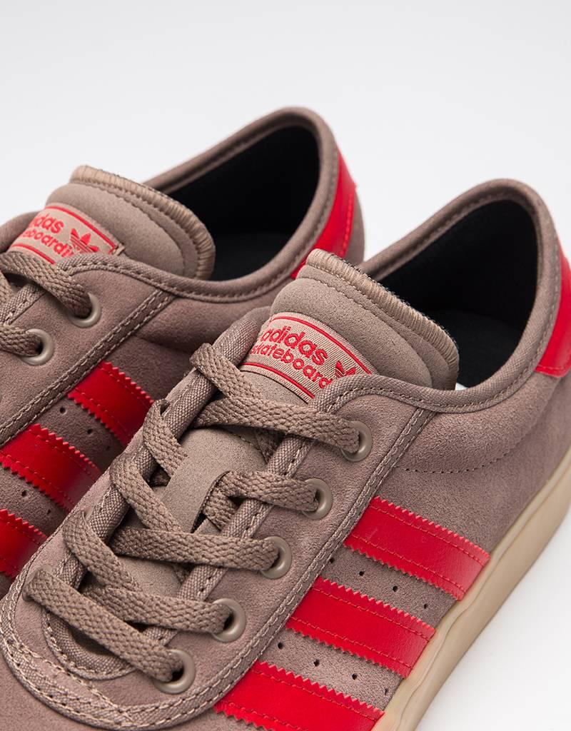 Adidas adi-ease brown/red
