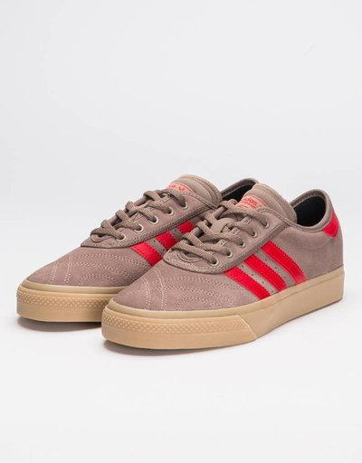Adidas adi-ease Premiere brown/red