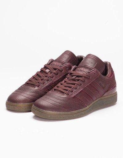 adidas Busenitz Horween Leather Burgundy/Gum