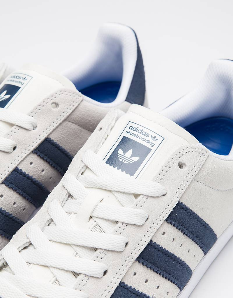 adidas Superstar Vulc ADV White/Navy