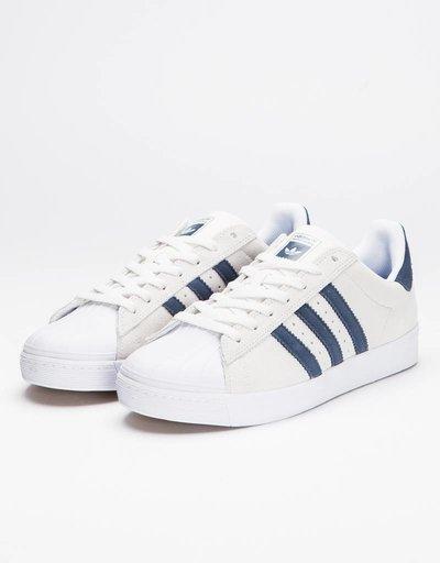 adidas Superstar Vulc ADV Pastel Blue Shoes Zumiez