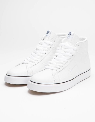 Nike SB x WKND Zoom Blazer Mid Summit White/Midnight Navy