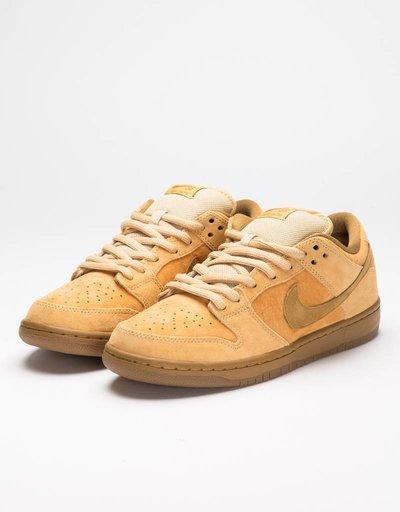 Nike SB Dunk Low TRD QS 'Wheat' Dune Brown/Gum/Twig