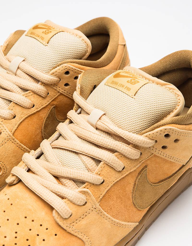 Nike SB Dunk Low TRD QS 'Wheat' Dune Brown/Gum/Twig