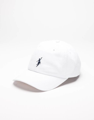 Polar No Comply Cap White