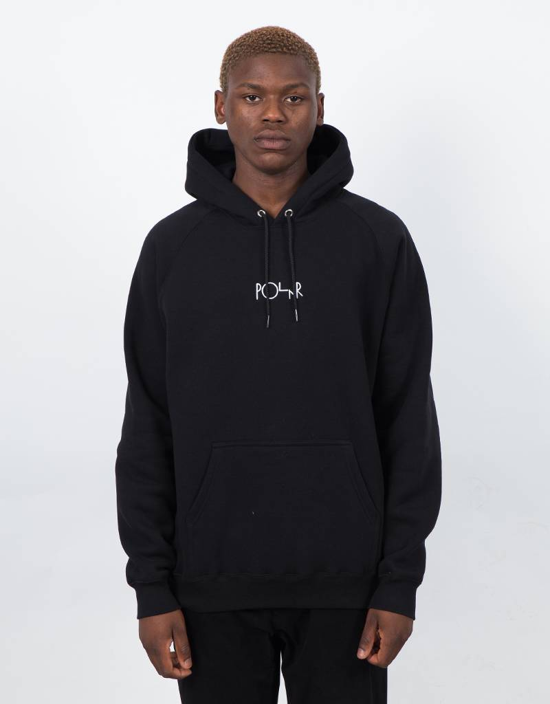Polar Default Hood Black