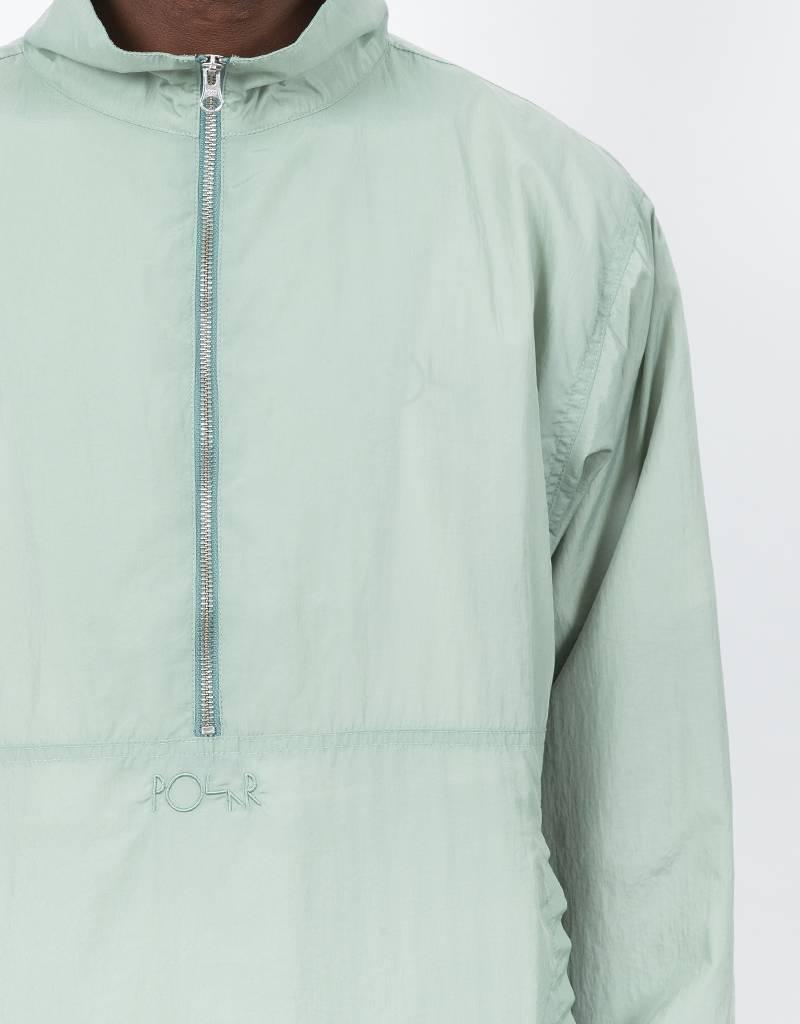 Polar Anorak Jacket Sea Foam Green
