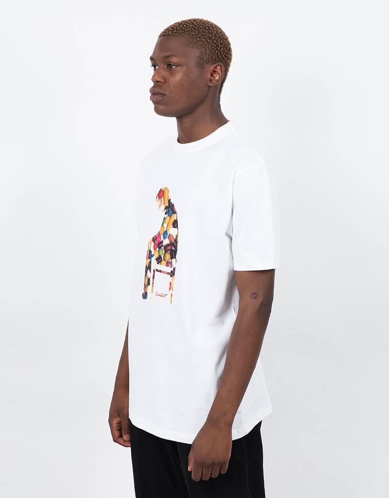 Civilist Opfer T-shirt White