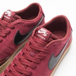 Nike SB Zoom Blazer Low Xt Dark Team Red/Black Gum