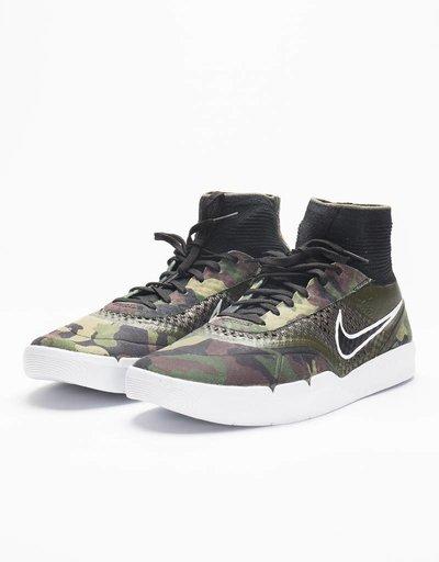 Nike SB Hyperfeel Eric Koston 3 Cargo Khaki/Circuit Orange
